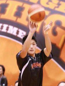 加藤悠三、バスケットボール、愛媛オレンジバイキングス