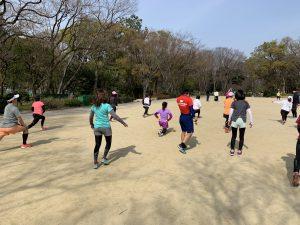 ランニング、フォーム指導、パーソナルトレーニング、パーソナルトレーナー、マラソン、名古屋、名城公園、庄内緑地公園